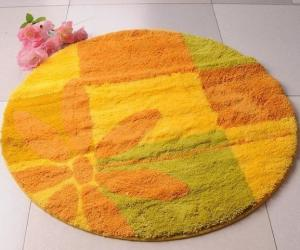 Hot Decorative  Shaggy Rugs 5'x8',4'x6'