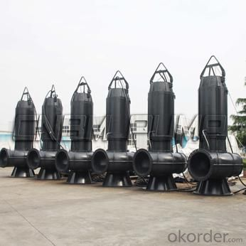 WQ Series Sewage Submersible Pump