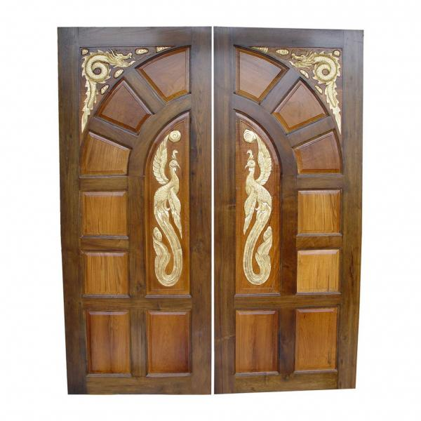Wooden Door in Different Styles