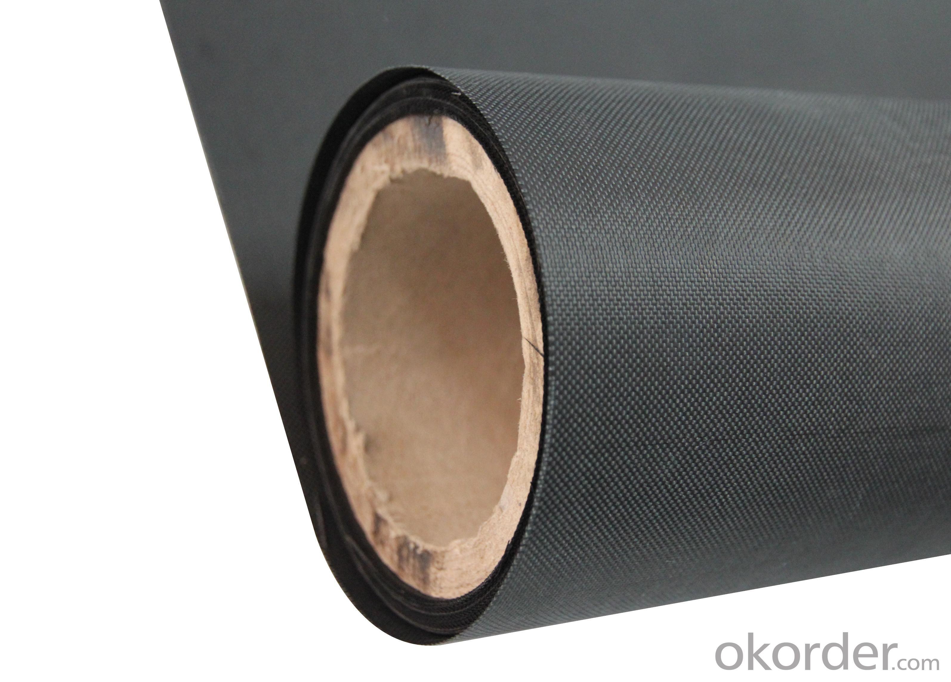 Black Fiber Cloth; BFC-160GSM