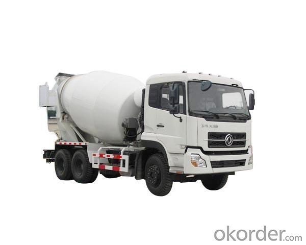 Concrete  Mixer Truck 14m3
