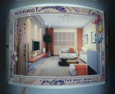 Living Room Light Corridor Light 280*220mm Ceiling Light Pendant Lights Energy-Saving Lamp Type-1