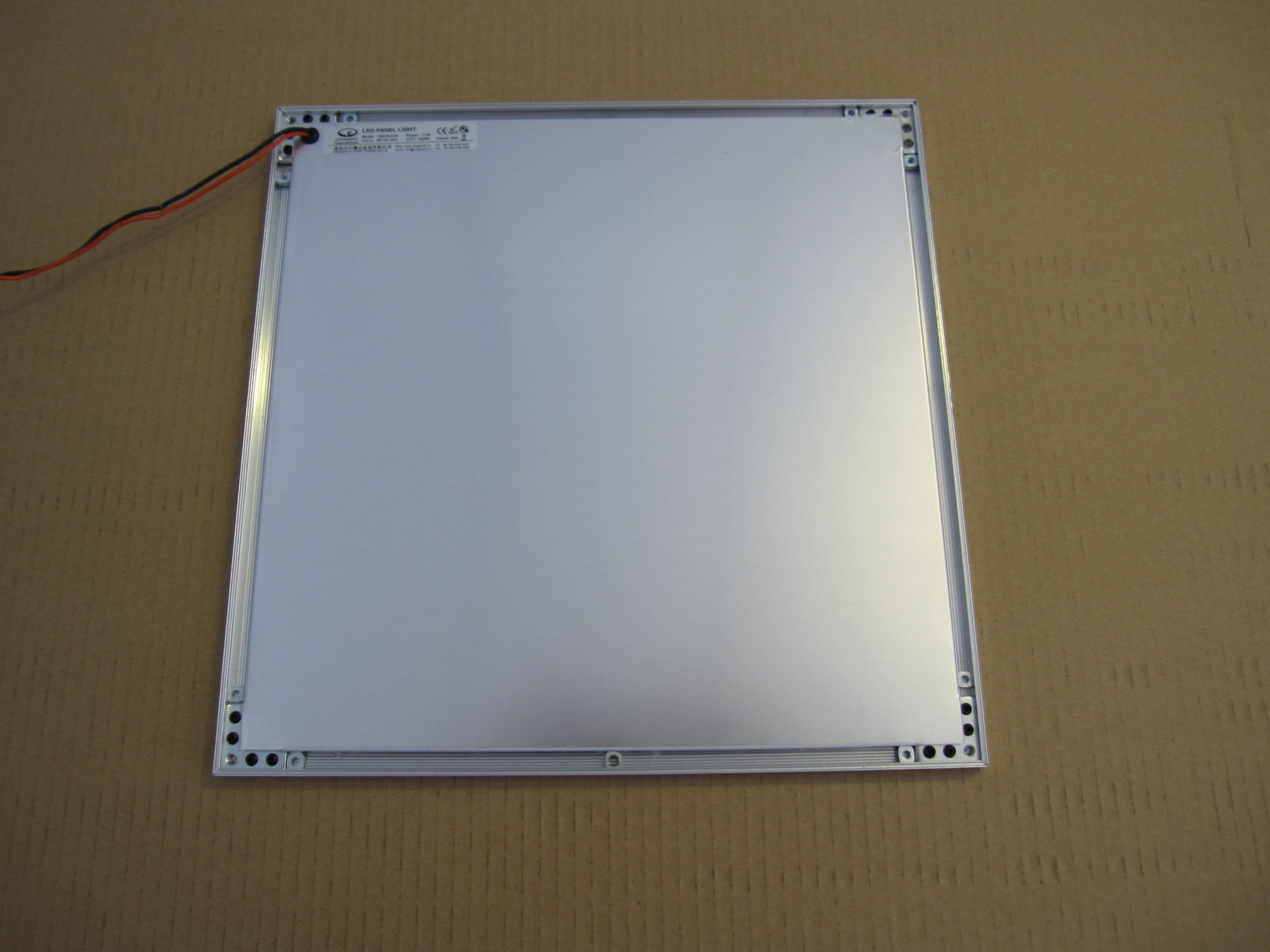 Triac Dimmable LED Panel Light 300x300mm 24W