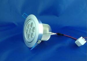 LED Downlights 7*1 W