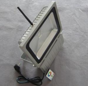 LED RF RGB Flood Light High Brightness IP 65 120W