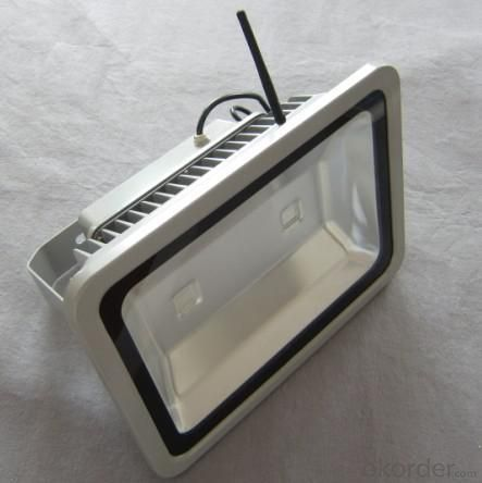 LED RF RGB Flood Light High Brightness IP 65 150W