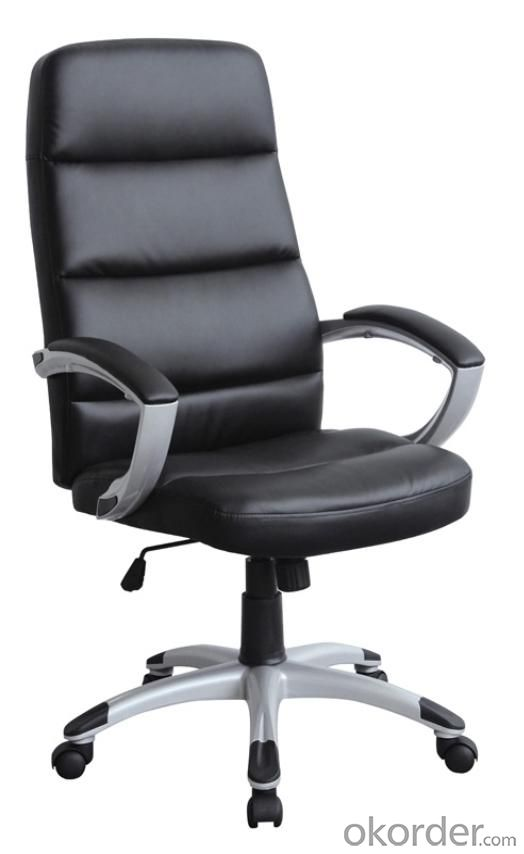 New Design Hot Selling Black PU Manager High Quality Office Chair