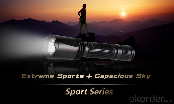 LED Flashlight Sport Series CM 10