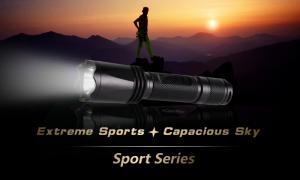 LED Flashlight Sport Series CM 10
