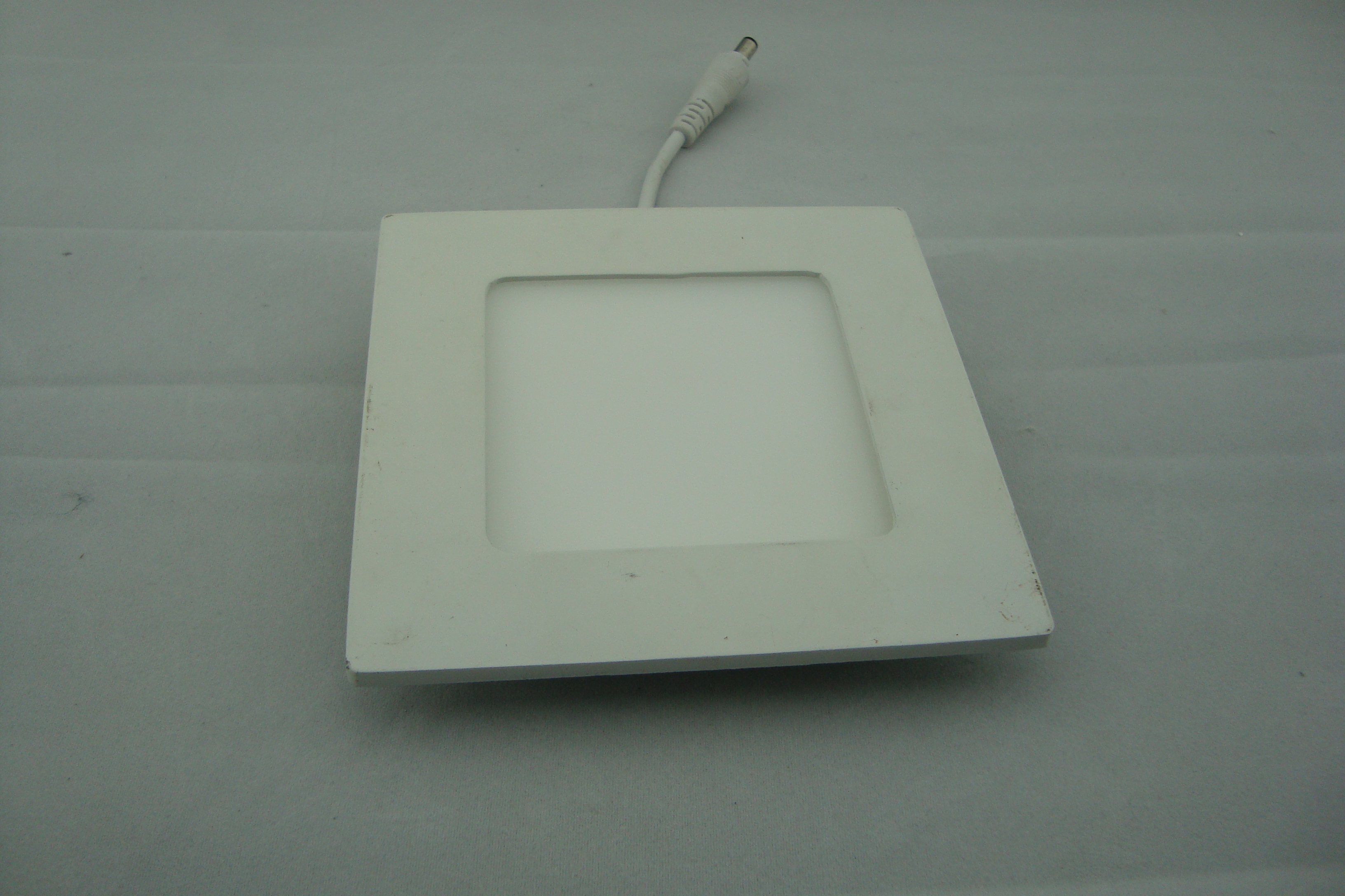 Dimmable LED Panel Light Square SMD Chip 6W