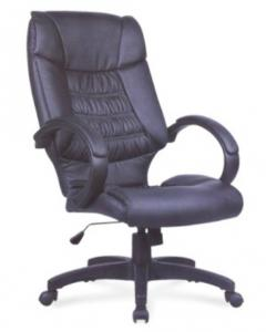 Model Style Hot Selling High Quality PU Front PVC Fixed Armrest With Soft Office Chair
