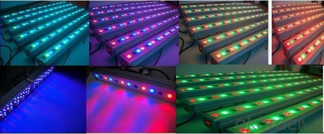 LED Wall Washer RGB IP65 144W