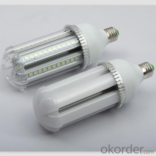 LED Corn Light LED Garden Lights With Fan 12W