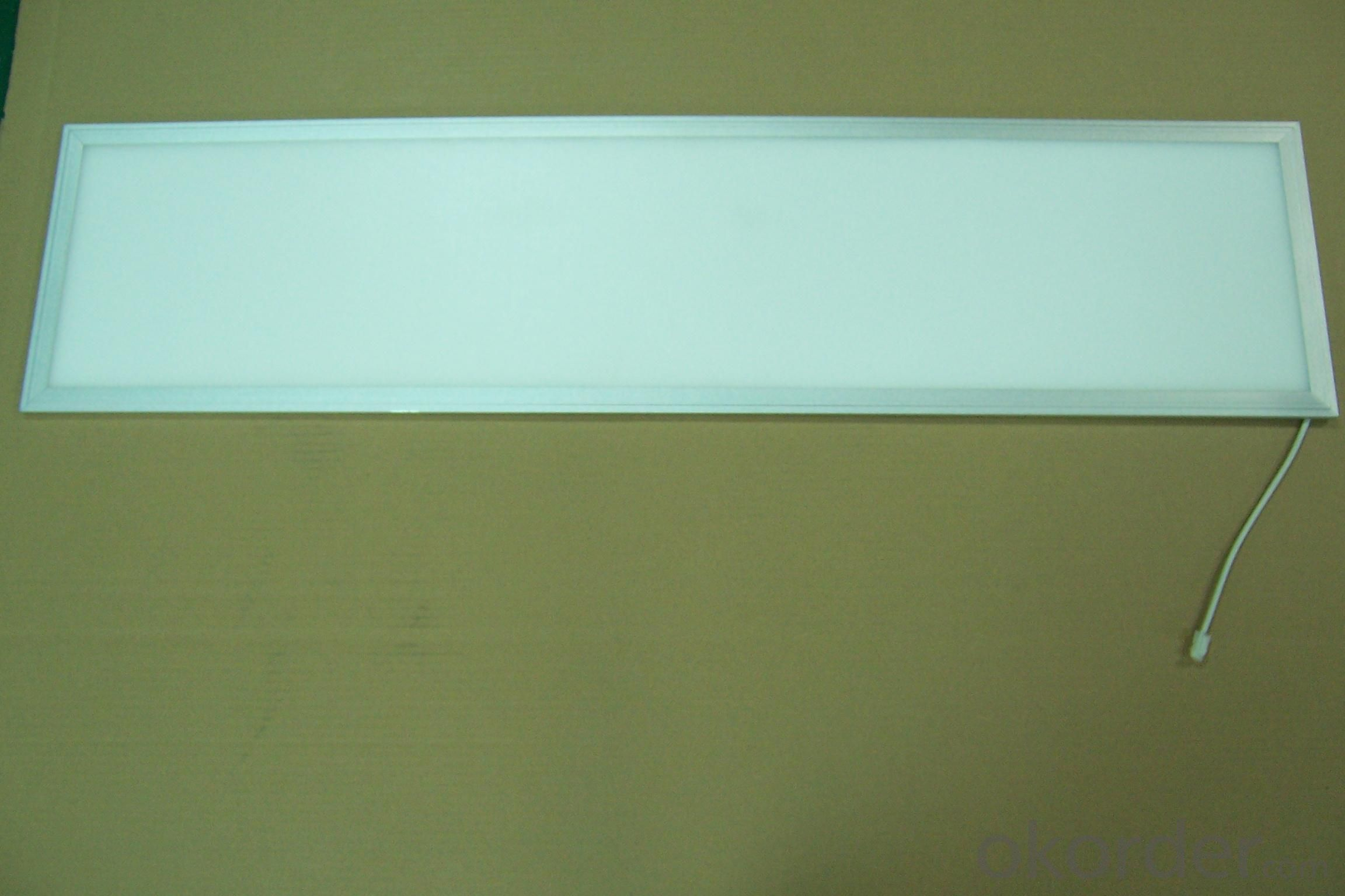 Triac Dimmable LED Panel Light 1200X200mm 36W