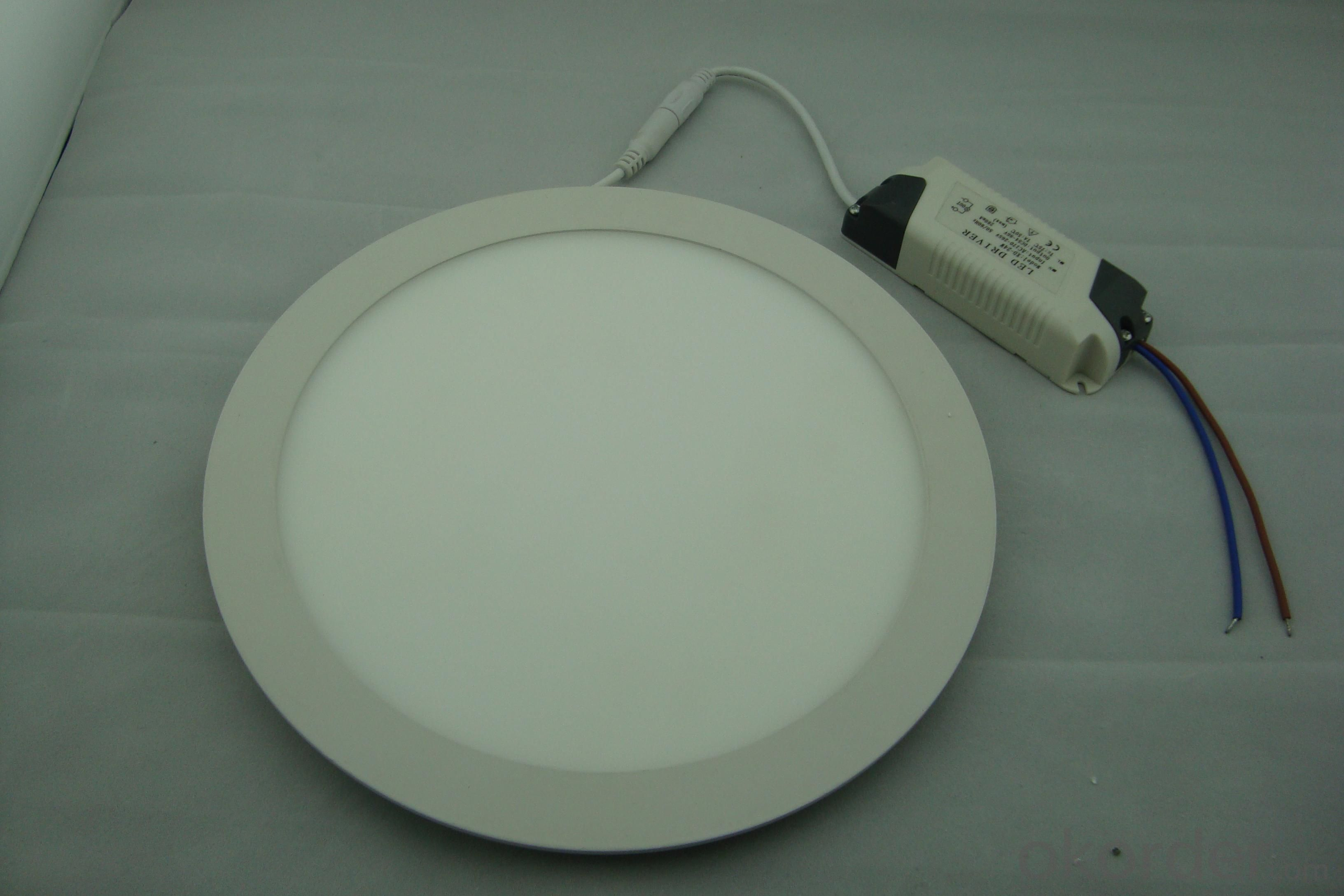 LED Panel Light Round SMD Chip 20W