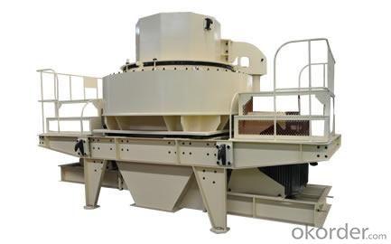 High Efficiency VSI Sand Making Machine