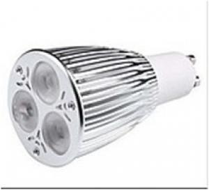 Dimmable LED 9W Spot Light Gu10 220V RGB