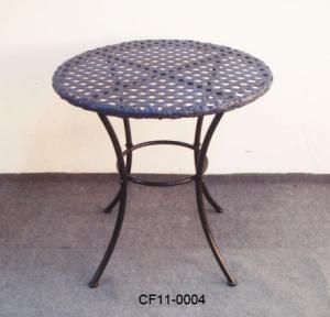Rattan Simple Outdoor Garden Furniture Table