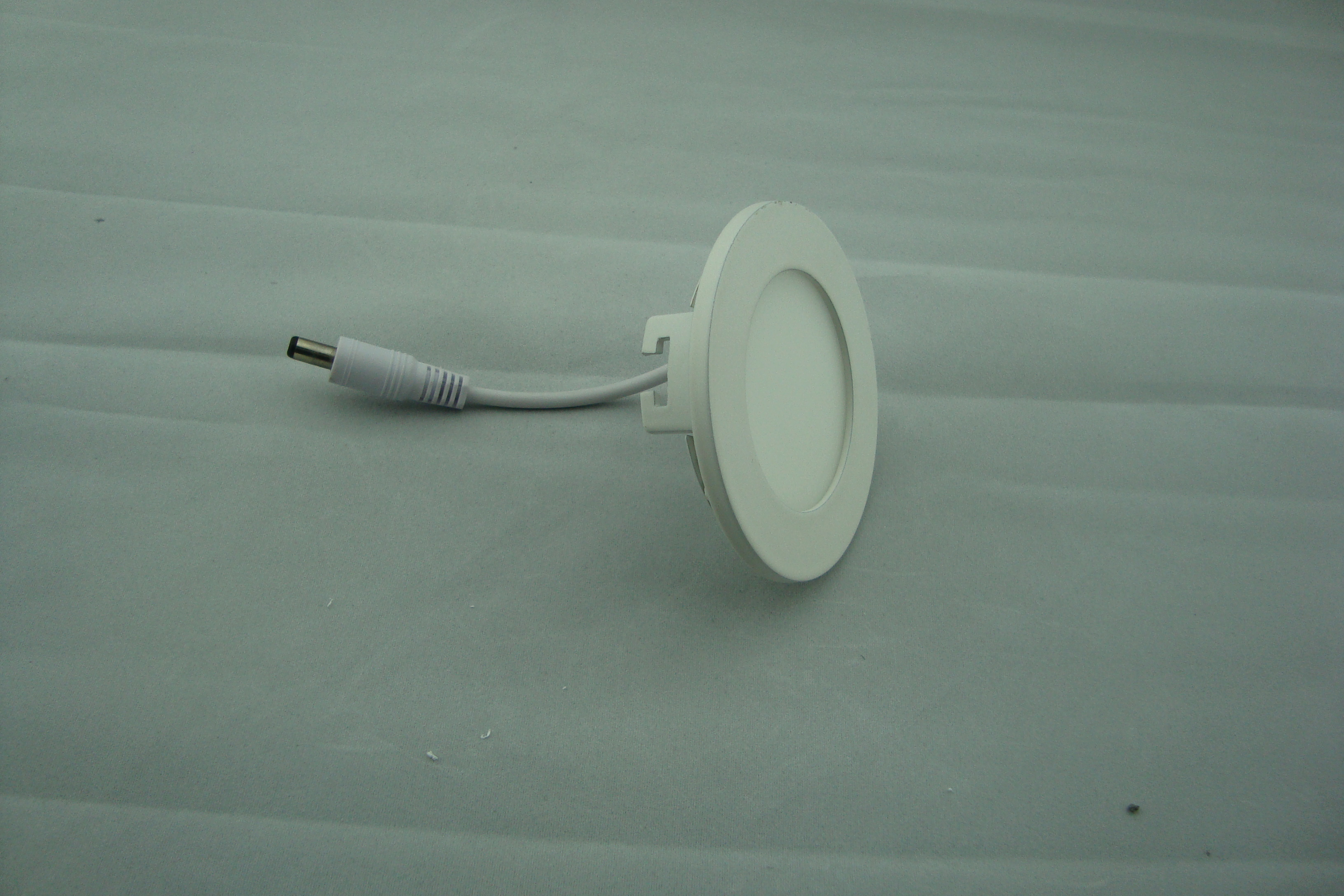 Dimmable LED Panel Light Round SMD Chip 3W