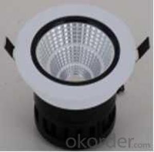 LED Downlight Plastic COB 7 W