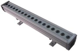 LED Wall Washer Single Color IP65 18W