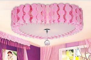Living Room Light PVC Ceiling Lamp D500mm Ceiling Light Pendant Lights Energy-Saving Lamp Type-5
