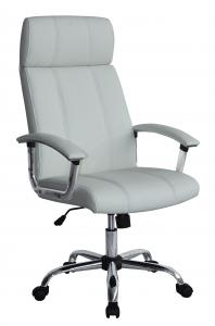 New Design Hot Selling White PU Front High Quality Office Chair