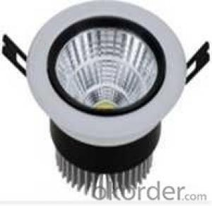 LED Downlight Aluminum COB 12 W