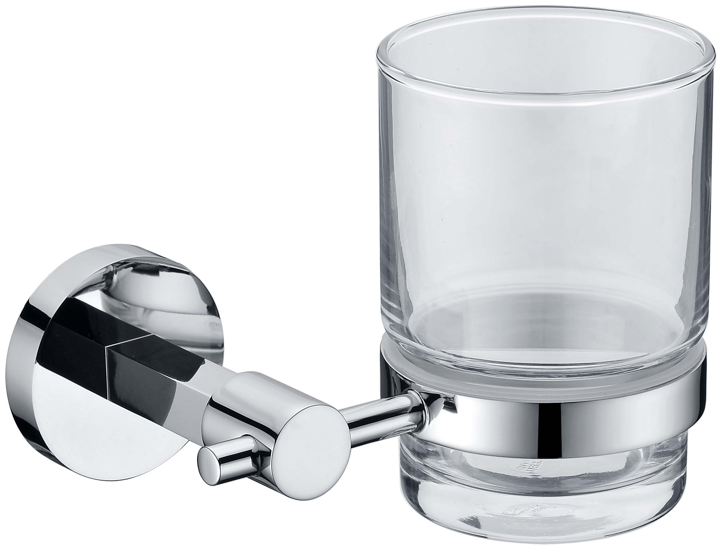 Decorative Exquisite Bathroom Accessories Brass Tumbler Holder