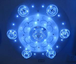 Living Room Light Type 2 D550MM LED Crystal Ceiling Light Pendant Lights Classic Ceiling Pendant Light