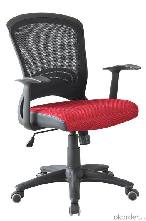 Hot Selling High Quality Popular Red Cushion Mesh Chair Office Chair