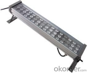 LED Wall Washer Single Color IP65 54W