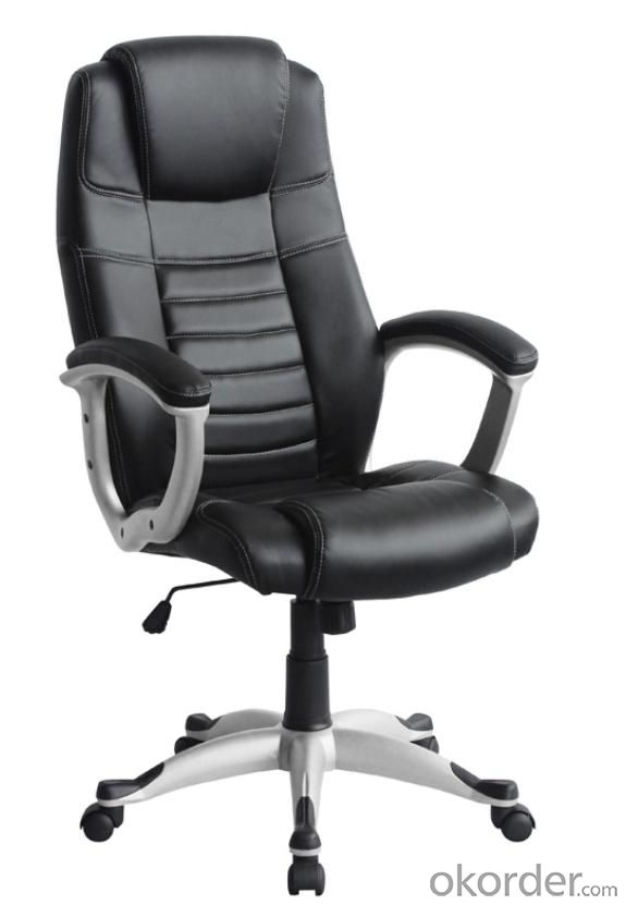 New Design Hot Selling High Back Black PU High Quality Office Chair