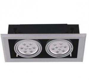 LED Downlight 2pcs 9*1 W