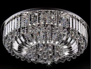 Sitting Room Light Type 2 D600mm Crystal Ceiling Light Pendant Lights Classic Ceiling Pendant Light LED E14