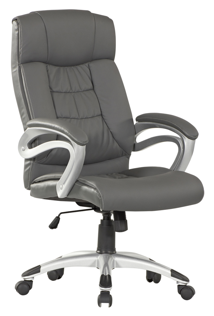 Model Style Hot Selling High Quality Gray High Back Office Chair