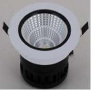 LED Downlight Plastic COB 12 W