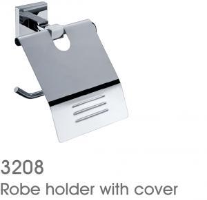 New Design Exquisite Decorative Bathroom Accessories Solid Brass Paper Holder