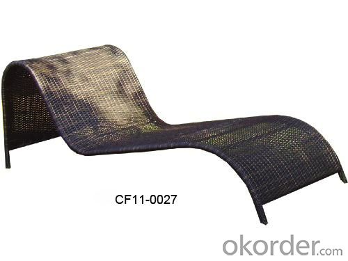 Comfortable Rattan Modern Outdoor Garden Furniture Lounge