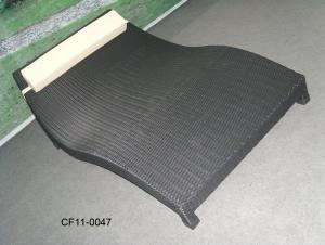 Classical Simple Rattan Outdoor Garden Furniture Lover Loungle