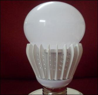 High CRI LED Bulb 10W PC Cover SMD Chip E27