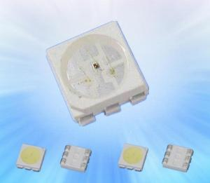 LED SMD 5050  Green Light