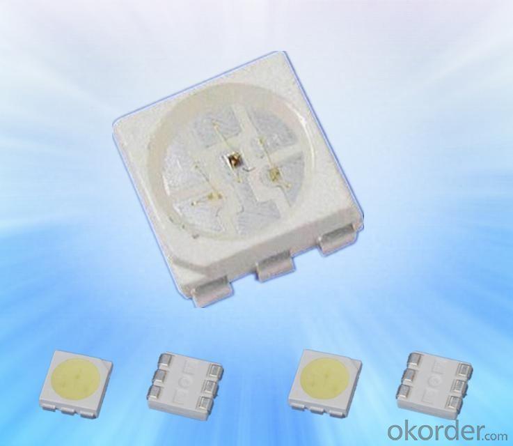 LED SMD 5050  Green Light