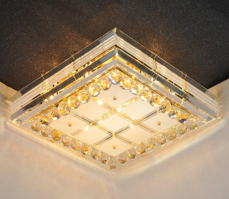 Crystal Ceiling Light Pendant Lights Classic Golden Ceiling Pendant Light 500*500