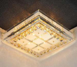Crystal Ceiling Light Pendant Lights Classic Golden Ceiling Pendant Light 500*500
