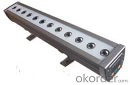 LED Wall Washer Single Color IP65 12*3W