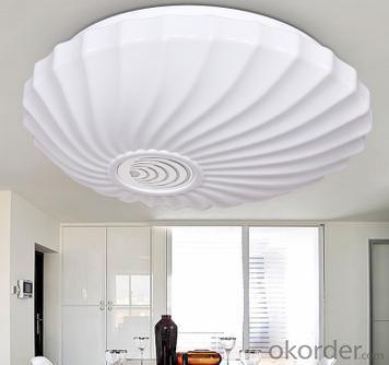 LED Crystal Ceiling Light