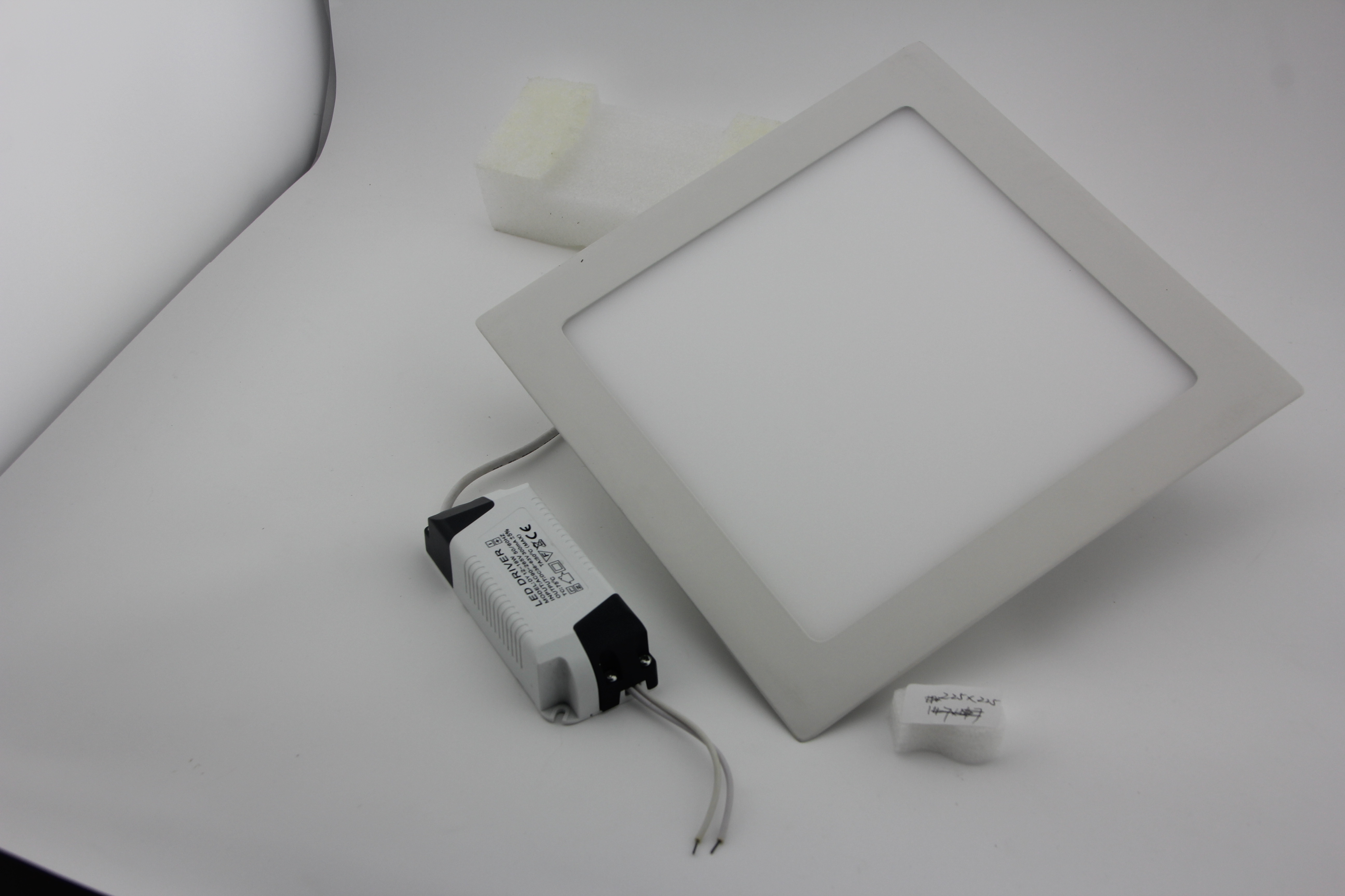 LED Panel Light  Square SMD Chip 18W