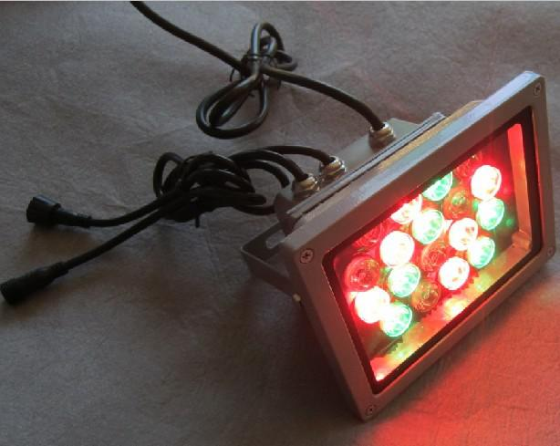 LED RGB Flood Light 1W High Power High Brightness 20W