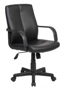 Modern style PU Office Chair/ 270mm Nylon Base/Butterfly tilt/Office Furniture
